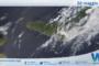 Sicilia: immagine satellitare Nasa di domenica 02 maggio 2021