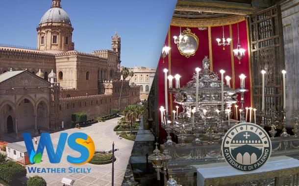 Sicilia: la Cattedrale di Palermo sempre più live streaming tramite WS Cam.