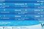 Sicilia: condizioni meteo-marine previste per martedì 04 maggio 2021