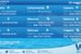 Sicilia: condizioni meteo-marine previste per mercoledì 12 maggio 2021