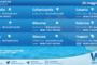 Sicilia: condizioni meteo-marine previste per lunedì 24 maggio 2021