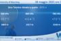 Sicilia: Radiosondaggio Trapani Birgi di martedì 18 maggio 2021 ore 12:00