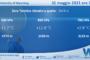 Sicilia: Radiosondaggio Trapani Birgi di lunedì 31 maggio 2021 ore 12:00