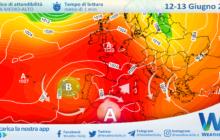 Sicilia: residue incertezze sabato sull'entroterra. Tanto sole domenica.