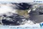 Sicilia: immagine satellitare Nasa di mercoledì 02 giugno 2021