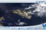 Sicilia: immagine satellitare Nasa di sabato 12 giugno 2021