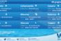 Sicilia: condizioni meteo-marine previste per mercoledì 09 giugno 2021