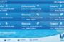 Sicilia: condizioni meteo-marine previste per lunedì 21 giugno 2021