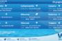 Sicilia: condizioni meteo-marine previste per mercoledì 23 giugno 2021