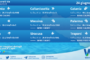 Sicilia: condizioni meteo-marine previste per giovedì 24 giugno 2021