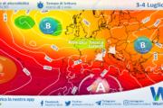 Sicilia: rialzo termico domenica ma lunedì arriverà il Maestrale!