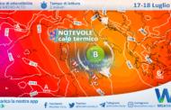 Sicilia, BREAK ESTIVO nel weekend: attesi temporali e possibile GRANDINE!