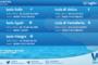 Sicilia: condizioni meteo-marine previste per lunedì 12 luglio 2021