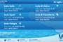 Sicilia: condizioni meteo-marine previste per venerdì 16 luglio 2021
