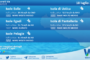 Sicilia, isole minori: condizioni meteo-marine previste per domenica 18 luglio 2021