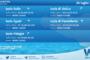 Sicilia, isole minori: condizioni meteo-marine previste per sabato 24 luglio 2021