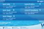 Sicilia, isole minori: condizioni meteo-marine previste per venerdì 30 luglio 2021
