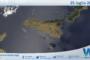 Sicilia: immagine satellitare Nasa di domenica 25 luglio 2021