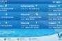 Sicilia: condizioni meteo-marine previste per mercoledì 14 luglio 2021