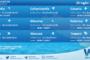 Sicilia: condizioni meteo-marine previste per domenica 25 luglio 2021