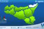 Sicilia: avviso rischio idrogeologico per martedì 31 agosto 2021