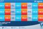 Temperature previste per mercoledì 04 agosto 2021 in Sicilia