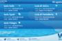 Sicilia, isole minori: condizioni meteo-marine previste per mercoledì 04 agosto 2021