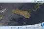 Sicilia: immagine satellitare Nasa di domenica 01 agosto 2021