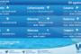 Sicilia: condizioni meteo-marine previste per martedì 03 agosto 2021