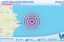Sicilia: scossa di terremoto magnitudo 2.7 nei pressi di Costa Siracusana (Siracusa)