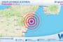 Sicilia: scossa di terremoto magnitudo 2.7 nei pressi di Costa Catanese (Catania)