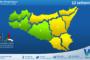 Temperature previste per domenica 12 settembre 2021 in Sicilia