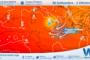 Temperature previste per giovedì 30 settembre 2021 in Sicilia