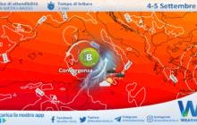 Sicilia: weekend incerto con rischio temporali!
