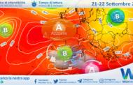 Sicilia: inizio di settimana incerto. Ancora possibile una nuova ondata di caldo nel weekend.