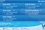 Sicilia: condizioni meteo-marine previste per mercoledì 08 settembre 2021
