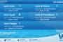 Sicilia: condizioni meteo-marine previste per martedì 14 settembre 2021