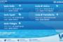 Sicilia, isole minori: condizioni meteo-marine previste per sabato 18 settembre 2021