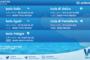 Sicilia, isole minori: condizioni meteo-marine previste per mercoledì 22 settembre 2021