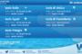 Sicilia, isole minori: condizioni meteo-marine previste per venerdì 24 settembre 2021