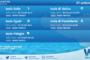 Sicilia, isole minori: condizioni meteo-marine previste per lunedì 27 settembre 2021