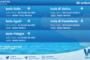 Sicilia: condizioni meteo-marine previste per giovedì 30 settembre 2021