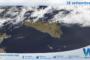 Sicilia: immagine satellitare Nasa di sabato 18 settembre 2021