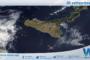 Sicilia: immagine satellitare Nasa di lunedì 20 settembre 2021