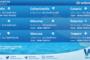 Sicilia: condizioni meteo-marine previste per giovedì 23 settembre 2021
