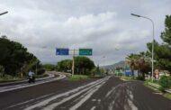 Pioggia di Lapilli sull'Autostrada CT-ME (VIDEO)