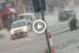 Sicilia: nubifragio a Zafferana Etnea. VIDEO