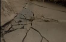 Sicilia: Ponte Cantera travolto dall'esondazione del Simeto (VIDEO)
