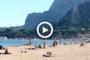 Sicilia, raggiunti 26 gradi a Palermo: bagni fuori stagione a Mondello. Venerdì ulteriore aumento termico.