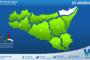 Sicilia: avviso rischio idrogeologico per venerdì 15 ottobre 2021